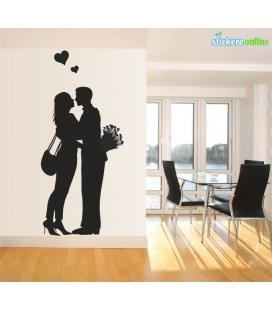 Cuplu romantic 6 - colante de perete