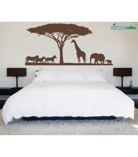 Africa 2 - stickere decorative