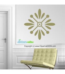 Design miniatura - abtibild de perete