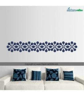 Stickere de perete Margini