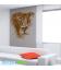 Cap de leu - stikere decorative