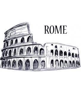 Citysimbols Roma - autocolant perete