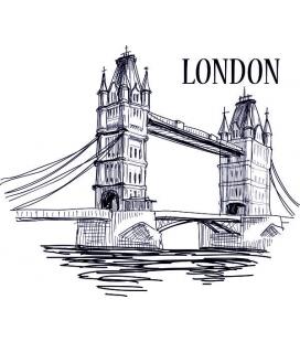 Citysimbols Londra - autocolante decorative